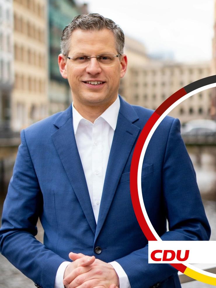 Christoph de Vries MdB